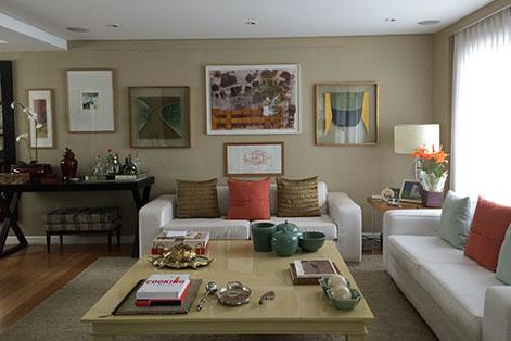 projeto de sala de estar